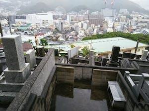 長崎市営 浦上墓地の画像
