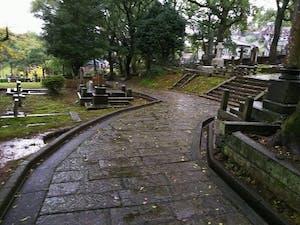 長崎市営 坂本国際墓地の画像