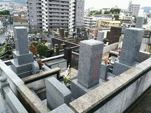 長崎市営 住吉墓地の画像