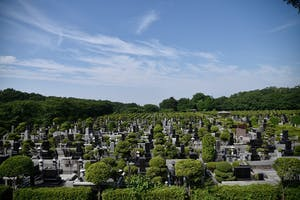 前橋市嶺公園墓地【募集中】(一般墓・樹木葬)の画像