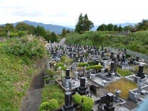 渋川市営 渋川市有墓地の画像