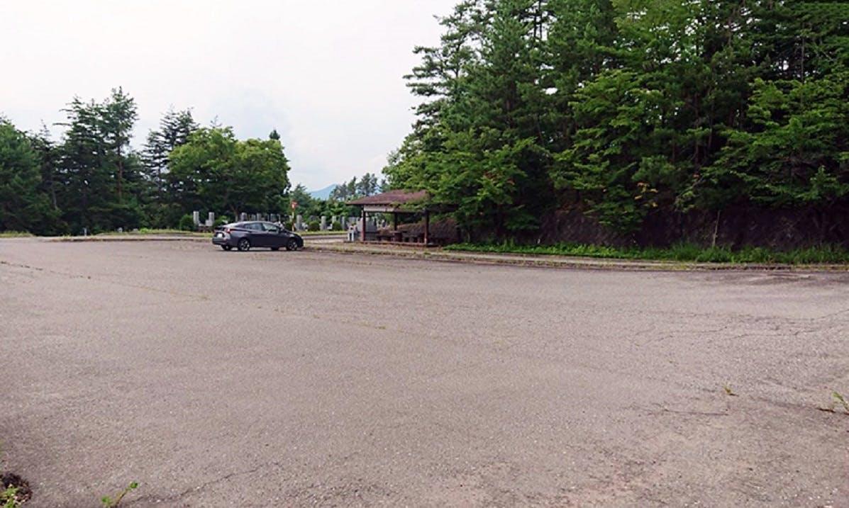 喜多方市営 上ノ山墓地公園