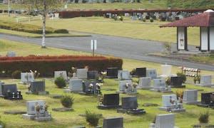 盛岡市営 新庄墓園の画像