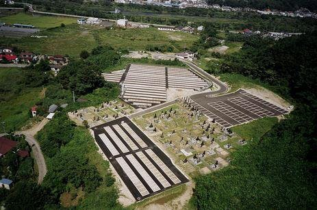 宮古市墓園