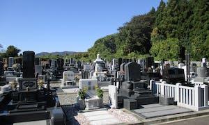 花巻市営 石沢墓園の画像