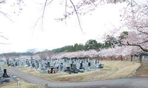 青森市月見野霊園の画像