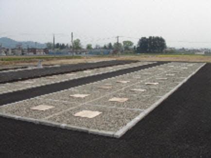 横手市営 十文字墓園