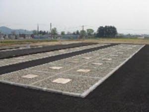 横手市営 十文字墓園の画像