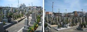 田辺市営 神子浜墓地の画像