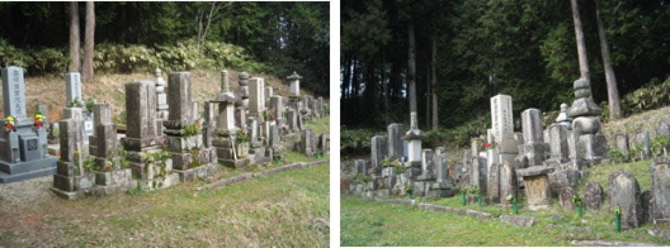 奈良市営 都祁墓地