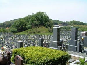 橿原市営 香久山墓園の画像