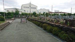 大和郡山市公園墓地の画像