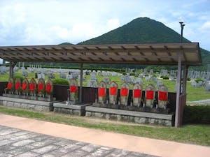 野洲市営 さくら墓園の画像