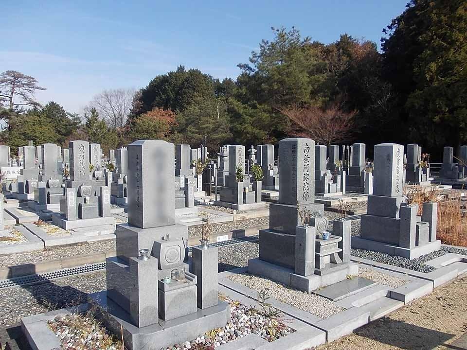 栗東市営 栗東墓地公園