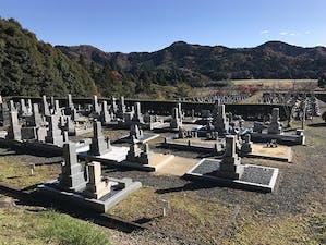 長浜市営 松の岩公園墓地の画像