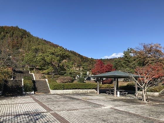 長浜市営 松の岩公園墓地