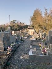 志摩市営 畔名墓地の画像