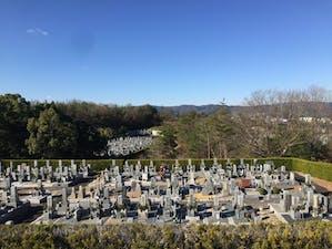 名張市営 東山墓園の画像