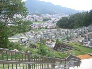 尾鷲市営 光ケ丘墓園の画像