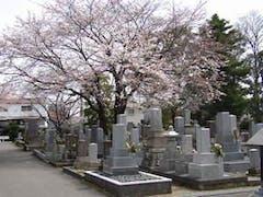 岐阜市営 加納穴釜墓地の画像