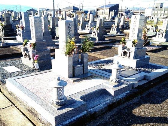 本巣市営 住吉墓地