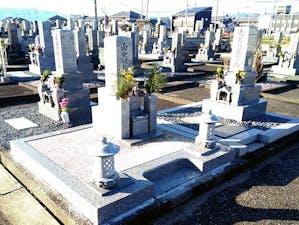 本巣市営 住吉墓地の画像