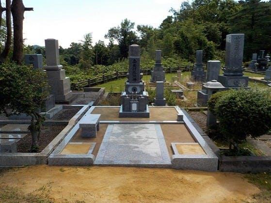 金沢市営 奥卯辰山墓地公園