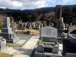 加賀市営 山中上原墓苑の画像