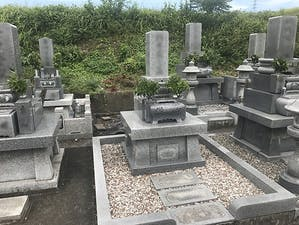 阿波市営 丸山墓地の画像