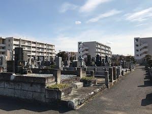 土浦市営 並木霊園の画像