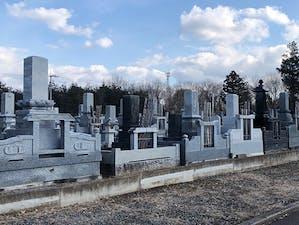 筑西市営 協和台原公園墓地の画像