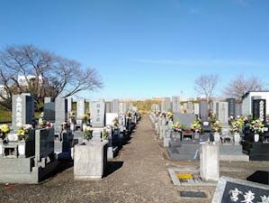 岐阜市営 柳津宮東墓地の画像