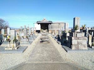 江頭墓地の画像