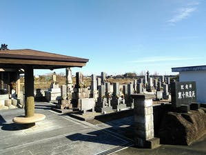 東小熊墓地の画像