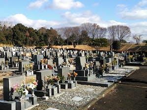 美濃加茂市営 前平第2霊苑の画像