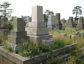 小松市営墓地の画像