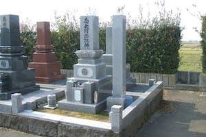 白山市営 松任南部墓地公苑の画像