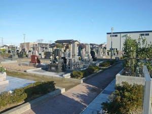 能美市営 根上翠ヶ丘墓園の画像