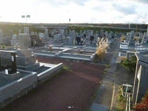 白山市営 蝶屋墓地公苑の画像