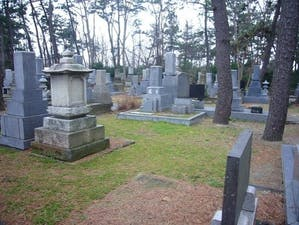 白山市営 美川墓地公苑の画像