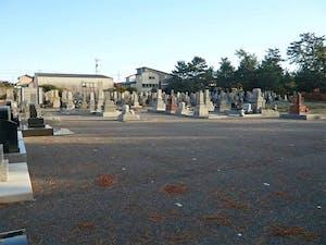 白山市営 湊墓地公苑の画像