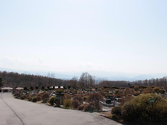 小諸市高峯聖地公園