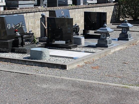 松本市営 横沢霊園