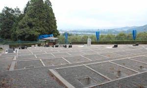 松本市営 上野霊園の画像