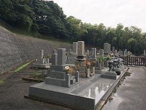 下関市営 武久墓地の画像