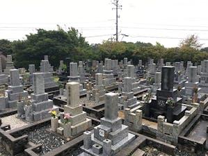 宇部市営 開公園墓地の画像