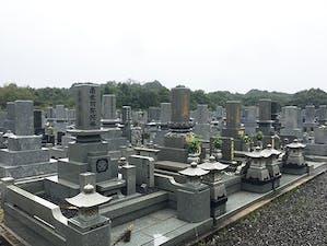 宇部市営 白石公園墓地の画像