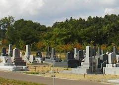 北斗市営 野崎霊園の画像