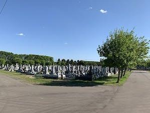 恵庭市営 恵庭第1墓園の画像
