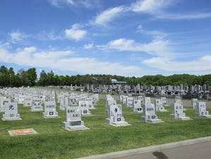 恵庭市営 恵庭第3墓園の画像